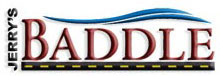 Jerry's Baddle logo.  Click to go to Jerry's Baddle site.