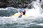 Eric Zitzow, Cowbell Rapid, Nolichucky River, TN.  Click for larger image.